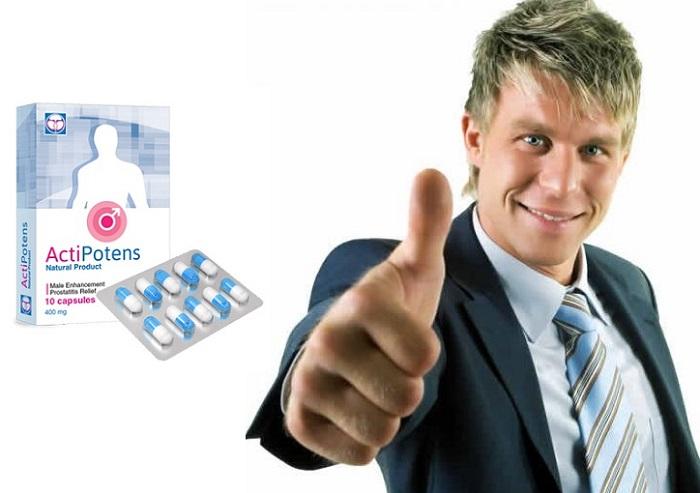 ActiPotens na potencję: szybko normalizuje funkcje prostaty i poprawia zdolność do erekcji!