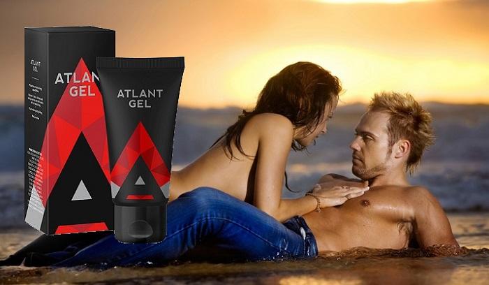 Atlant gel do powiększania penisa: daj jej satysfakcję uwolnij swojego Tytana!