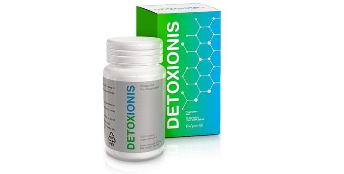Detoxionis od pasożytów: eliminuje toksyny za jeden kurs!