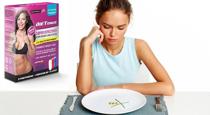 DIETONUS odchudzanie: stopią do 10 kg tłuszczu w ciągu 2 tygodni!
