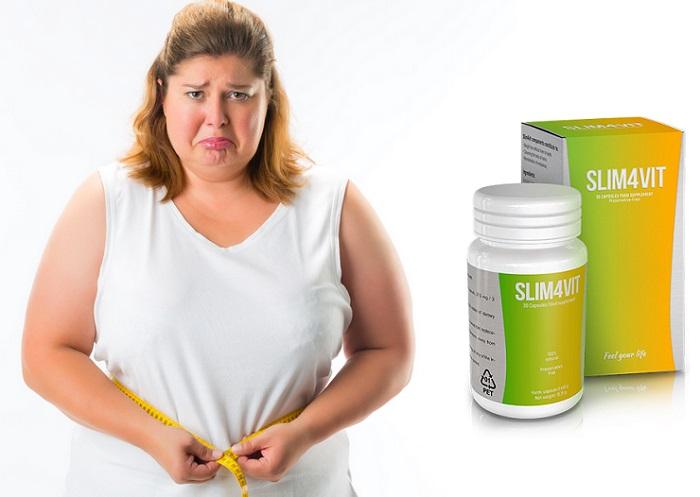 SLIM4VIT odchudzanie: strać nadmiar kilogramów za jeden kurs!