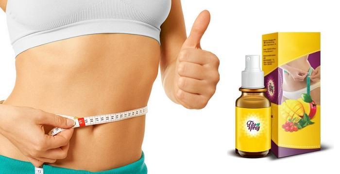 FitoSpray odchudzanie: nadaje twojemu ciału jędrność i uwodzicielskie kształty!