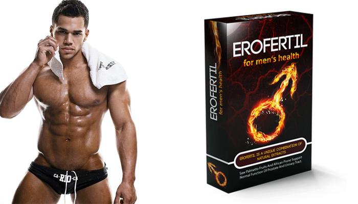Erofertil: polepsza wszystkie aspekty życia seksualnego