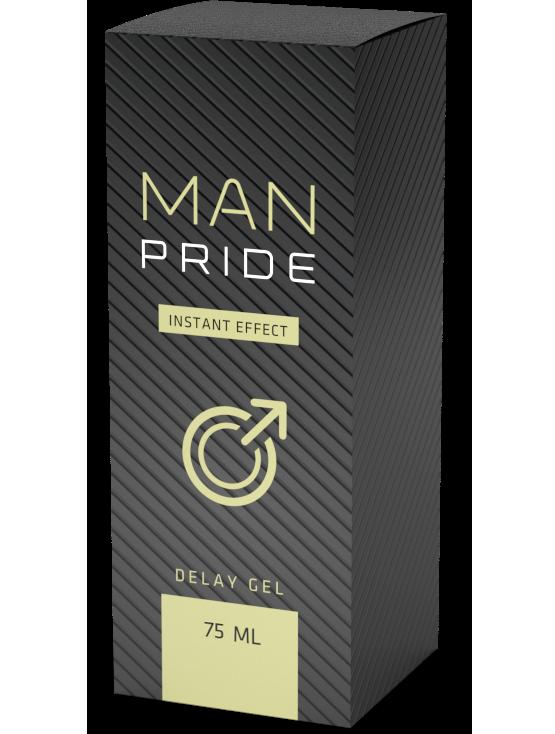 Man Pride: powiększa penisa i przedłuża erekcję