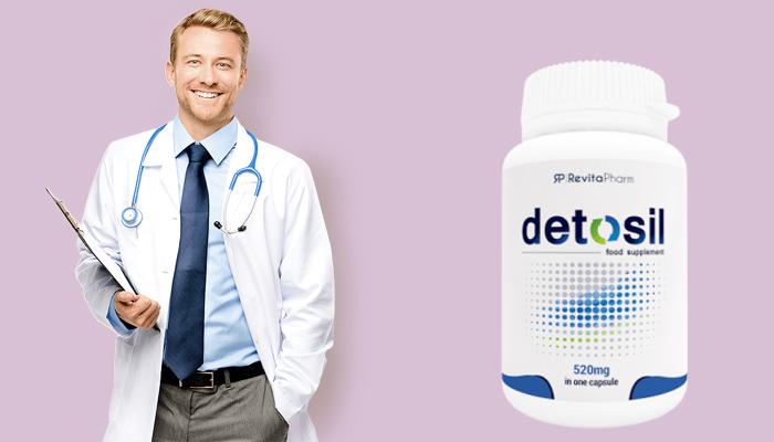 Detosil: chroni wątrobę, serce, płuca, żołądek i skórę przez pasożytami