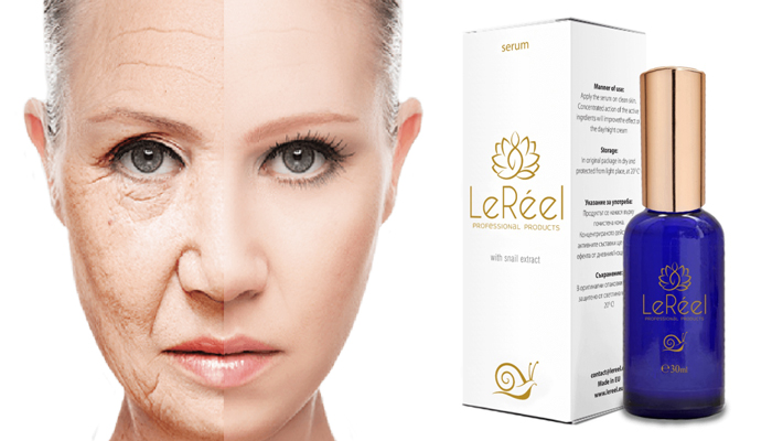 LeReel: rewolucyjna formuła anti-aging