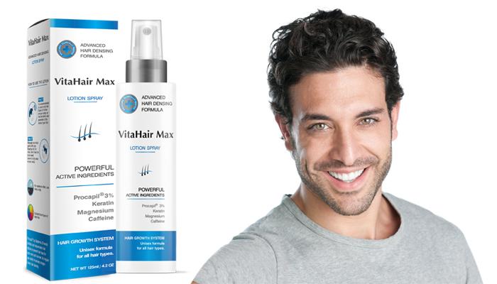 VitaHair Max: odkryj sekret pełniejszych,  grubszych i zdrowszych włosów