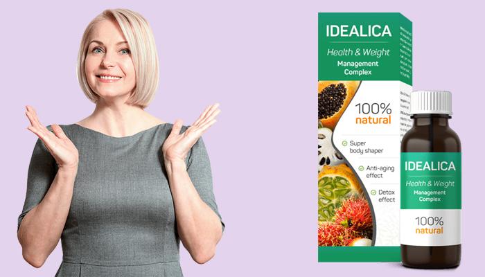 Idealica odchudzanie: tłumicie apetyt, palicie tłuszcz i intensywnie chudnijcie