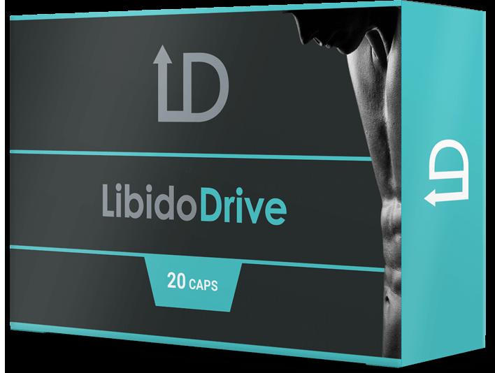 Libido Drive na potencję: zaskocz dziewczyn kamienną erekcję i wielogodzinnym seksem