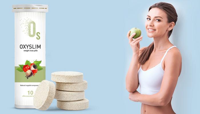 OxySlim: naturalna pomoc w odchudzaniu na podstawie catechinów  zielonej herbaty ta ciernioplątu guarany