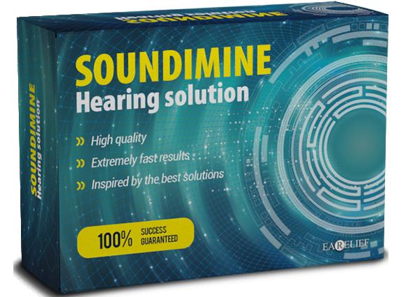 SOUNDIMINE: 4 razy lepszy słuch bez szumów i gwizdów!
