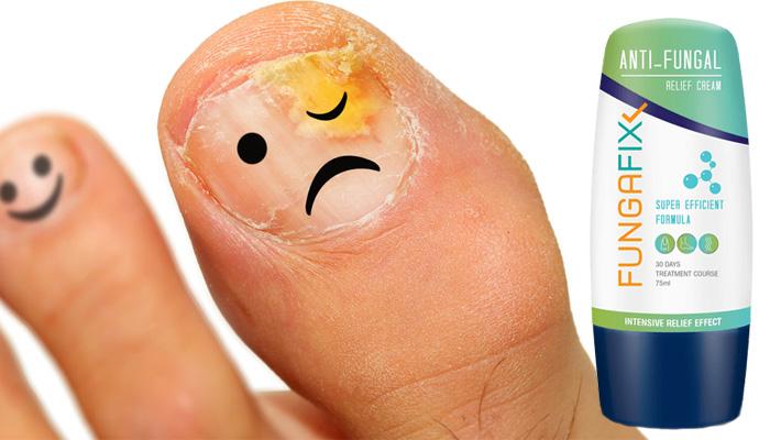 FungaFix: skuteczne leczenie grzybicy paznokci