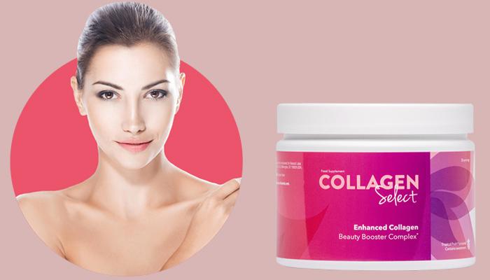 Collagen Select przeciw zmarszczkom: najlepszy kolagen dostępny w sprzedaży!