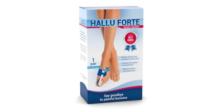 Hallu Forte profesjonalny aparat korekcyjny: еfekt już po 1 miesiącu!