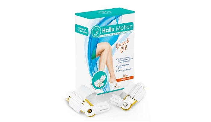 Hallu Motion od palucha koślawego stopy: pozbędziesz się haluksów w 1 miesiąc!