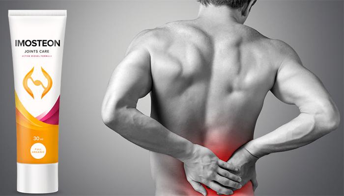 Imosteon: szybkie złagodzenie bólu w stawach
