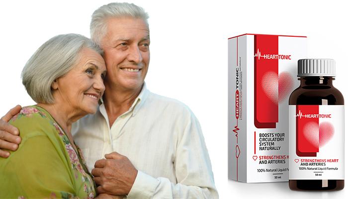 Heart Tonic od nadciśnienia tętniczego: normalne ciśnienie krwi  od pierwszego użycia
