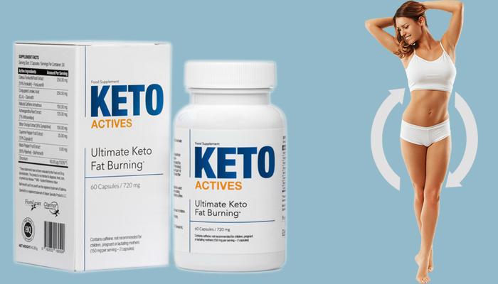 Keto Actives odchudzanie: najlepszy suplement kontrolujący wagę!