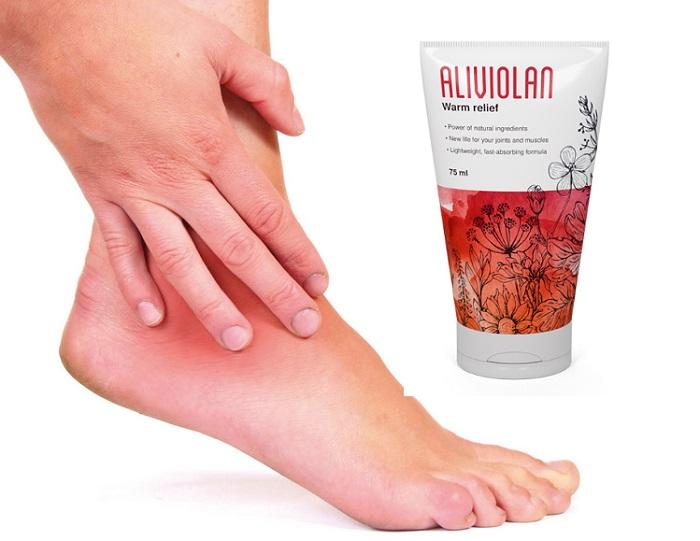 Aliviolan bóle stawów nóg: koniec ery bólu stawów i kręgosłupa!