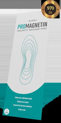 Wkładki magnetyczne do butów Promagnetin: 4-tygodniowa kuracja eliminacji bólu
