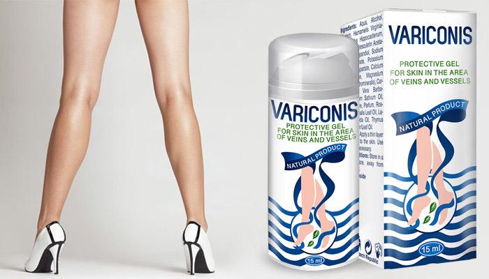 Variconis przeciwko żylaków: zdrowe i piękne nogi