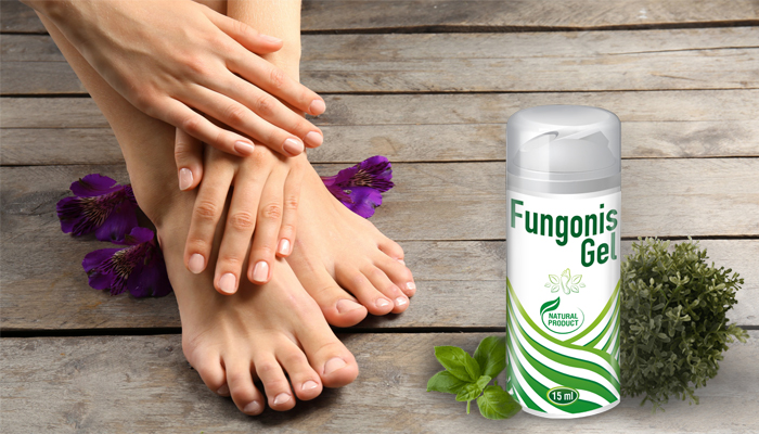 Fungonis Gel: naturalny środek przeciwgrzybiczy