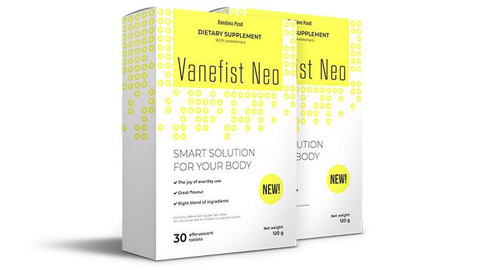 Vanefist Neo odchudzanie: spalaj tłuszcz bez wysiłku i stresu