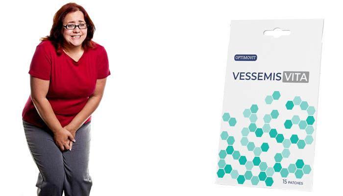 Vessemis Vita: pozbądź się problemu nietrzymania moczu w 4 tygodnie