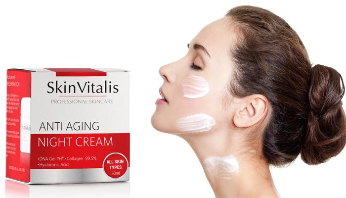 SkinVitalis: zwalcza wszelkie zmarszczki w zaledwie 28 dni!