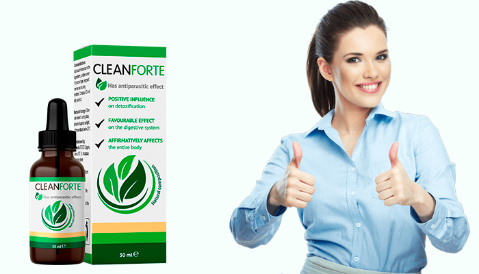 Clean Forte: usuwa pasożyty i chroni przed ponownym zakażeniem po jednym cyklu stosowania!