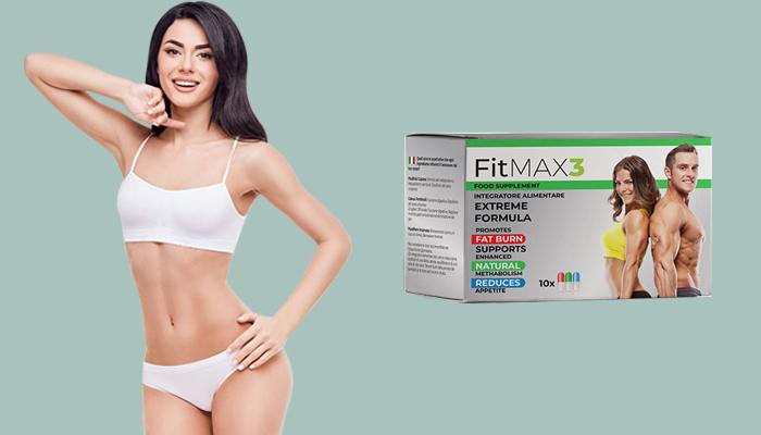 FitMAX3: unikatowy system na błyskawiczne odchudzanie