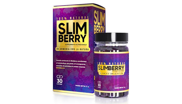 Slimberry: certyfikowany i skuteczny preparat odchudzający