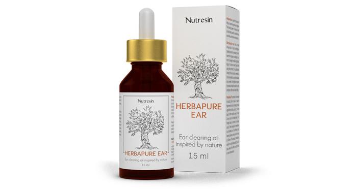 Nutresin Herbapure Ear: innowacyjna kuracja, która przywraca w 100% sprawny słuch!