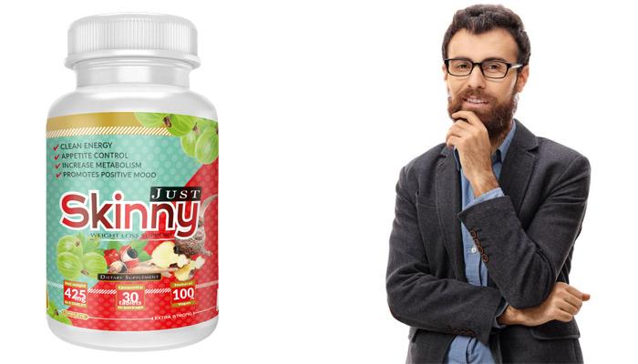 Just Skinny na odchudzanie: w 30 dni schudniesz 15 kg