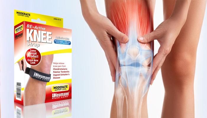 Neumanncare magnetyczny stabilizator kolana: uwolnisz się od bólu kolan na stałe