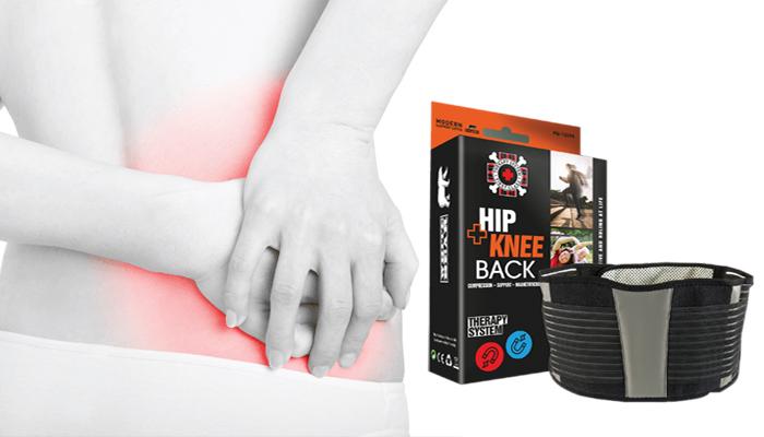 Belto pas biodrowy: pozbądź się bólu pleców w 30 dni