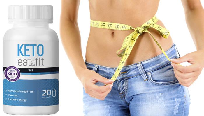 Keto Eat&Fit do utraty wagi: pozbądź się tłuszczu bez wysiłku