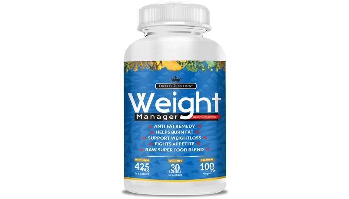 Weight manager na odchudzanie: w 30 dni twoja waga wskaże nawet 21 kg mniej