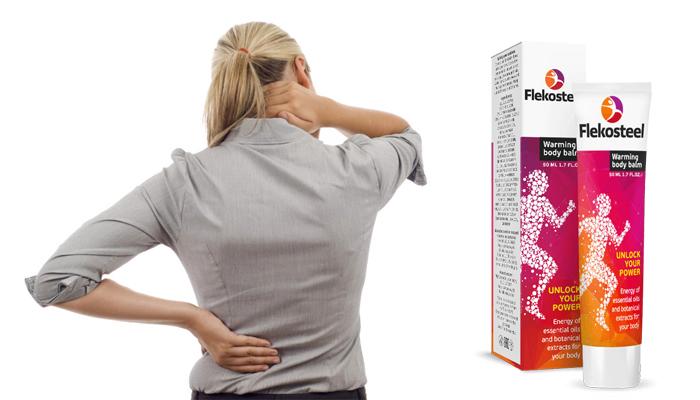 Flekosteel dla stawów: to skuteczny środek na osteochondrozę, osteoartrozę i wszelkie urazy!