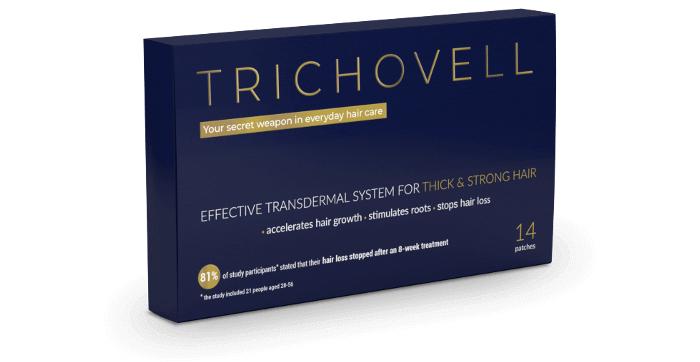 Trichovell: zagęścisz włosy o 67% w 28 dni i raz na zawsze zapomnisz o łysinie