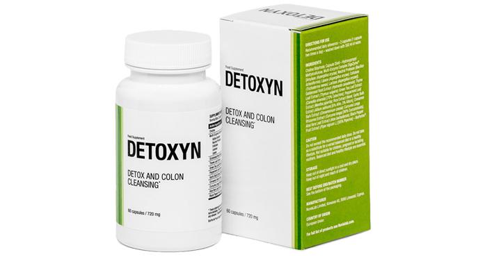 Detoxyn: skuteczna broń przeciwko pasożytom!