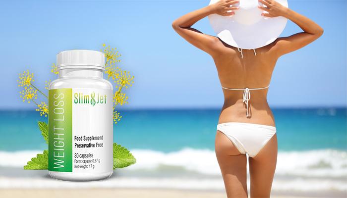 SlimJet na odchudzanie: przygotuj się na pokazanie swojego wysportowanego ciała