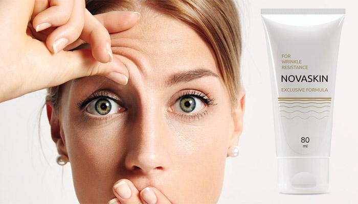Novaskin: wygładza zmarszczki i podciąga kontury twarzy
