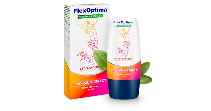 FlexOptima: to najlepszy środek naturalny na bóle stawów