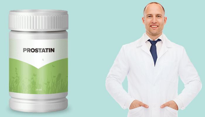 Prostatin: podwójne uderzenie po zapaleniu gruczołu krokowego