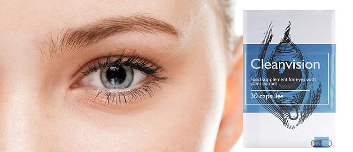 Cleanvision dla wzroku: przywróci ci zdrowie oczu na 1 kurs!