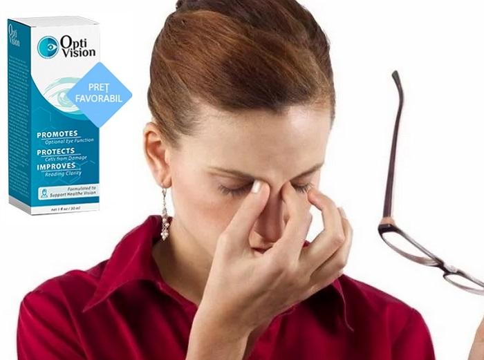 OptiVision dla wzroku: 100% skutecznie przywraca wzrok!