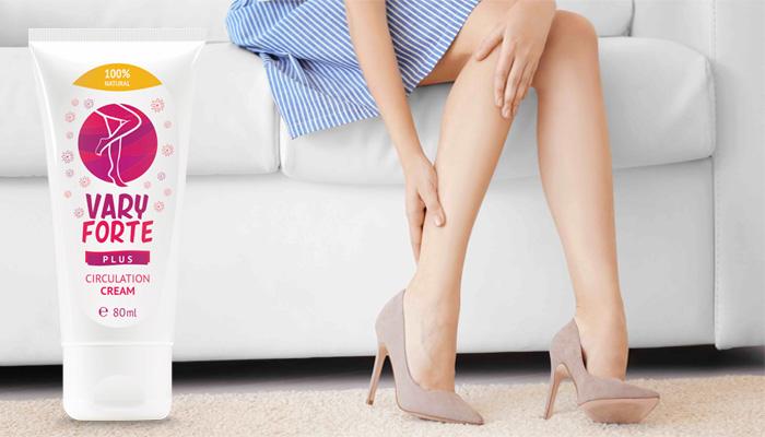 Varyforte Premium Plus przeciw żylakom: zdrowe i piękne nogi