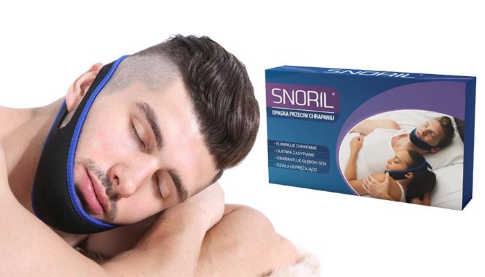 Snoril przeciwko chrapaniu: zyskaj zdrowy i spokojny sen
