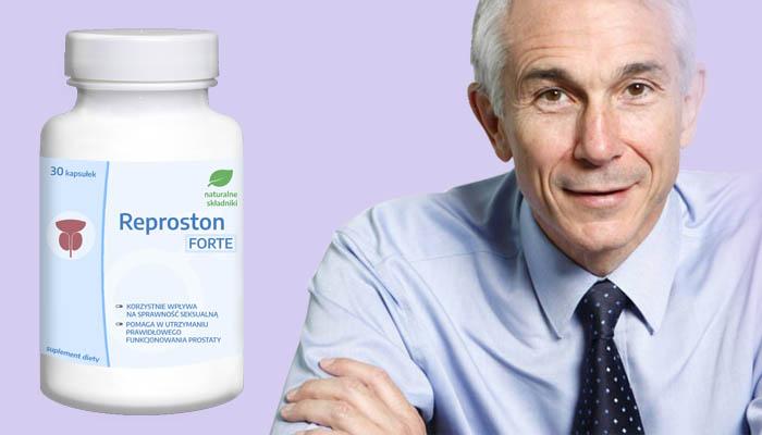 Reproston Forte przeciw zapaleniu prostaty: męskie sprawy pod kontrolą!